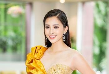 Hoa hậu Tiểu Vy xinh đẹp mặn mà khiến fan hết lời khen ngợi