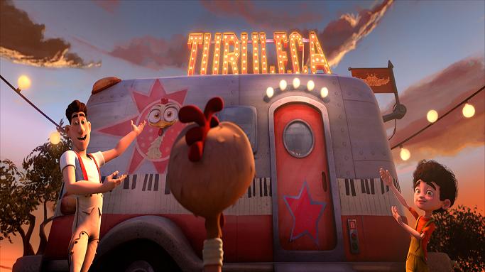 Không thể bỏ lỡ trailer siêu đáng yêu và hài hước của 'Turu: Gà Tây Mê Quẩy'  · SaoStyle